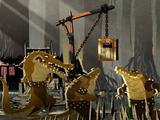 Wool Stealing Crocodile Bandits