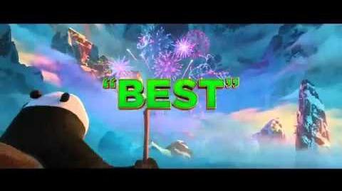 Kung Fu Panda 3 TV Spot 17