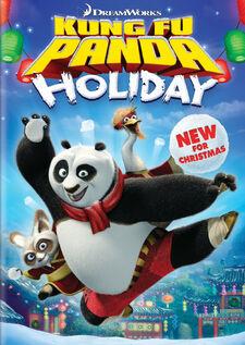 Kfp holiday dvd