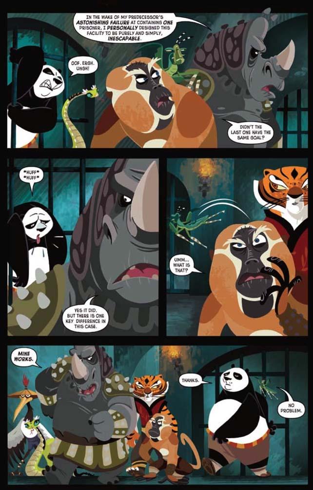 Pin en Kung Fu Panda