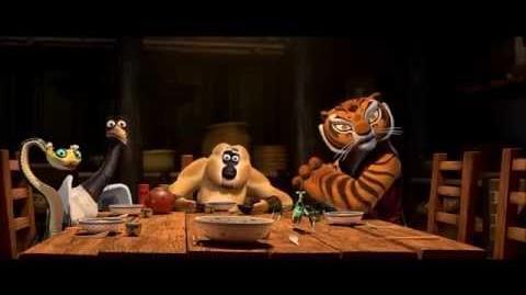 Kung Fu Panda (2008) - Clip Secret ingredient soup
