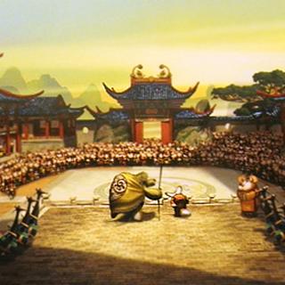 Ilustración del concepto de la Arena de Bill Kauffman
