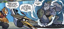 Master Crane in Daze of Thunder 5