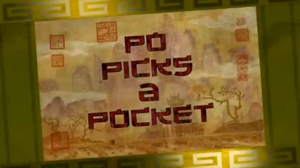 Po Picks a Pocket