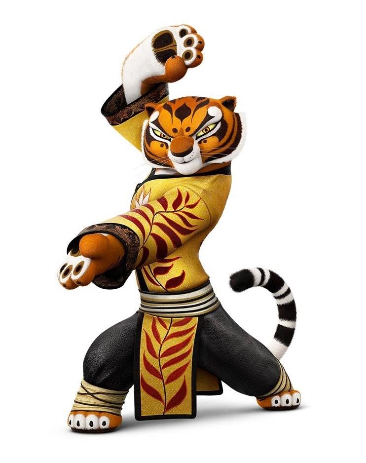 Fandom By Fu Panda Powered Wikia TigresaKung Wiki XZiOPku