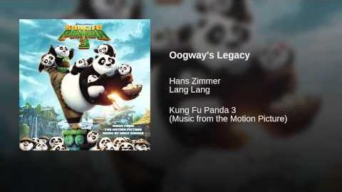 Oogway's Legacy