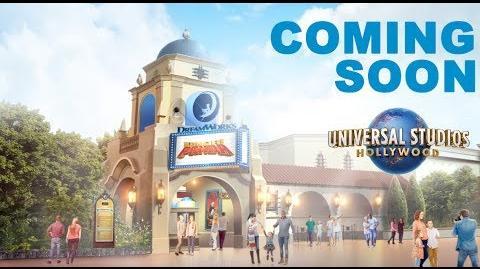 DreamWorks Theatre Promo