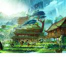 Panda Village (Kung Fu Panda 3)