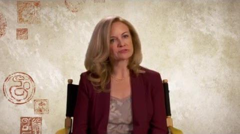 Kung Fu Panda 3 Editor Interview - Clare Knight