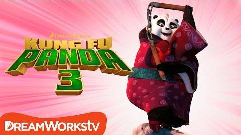 Nunchuck Princess Music Video KUNG FU PANDA 3