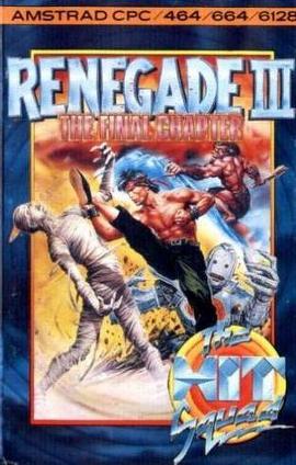 Renegade3 amstrad cover