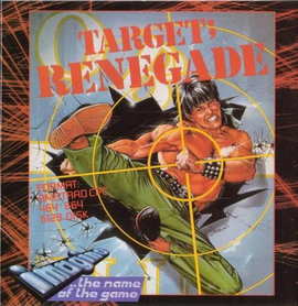 Targetr amstrad cover