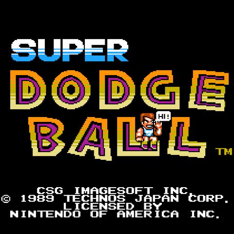 Title screen in North America.