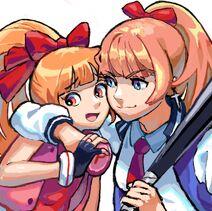 RCG - Kyoko and Blossom
