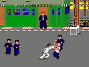 Kuniokun gameplay
