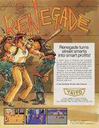 Renegade flyer
