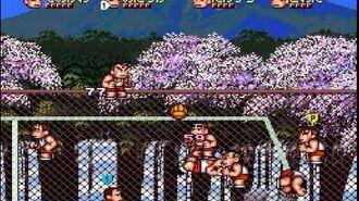 【SFC】くにおくんのドッジボールをプレイっ! 1「VS日本」【920kun】