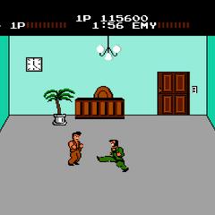 <b>Mr. K</b> fighting pseudo-<b>Sabu</b>.