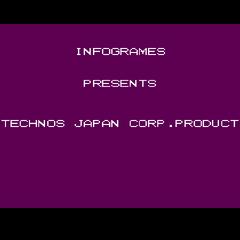 Technōs Japan Corp. screen in <i>Street Gangs</i>.