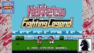 Nekketsu Fhighting Legend. Gameplay