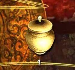 Medicine jar