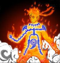 Rikudo Sage Naruto by chouzuXtao