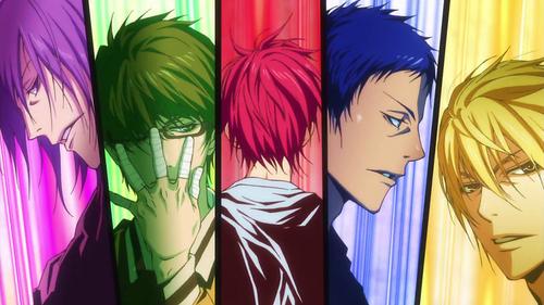 Generazione dei Miracoli Anime S2 OP1