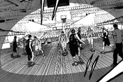 Akashi's defence area