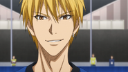 Kise ready for a challenge