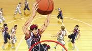 Kagami dunking