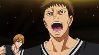 Enraged Iwamura anime