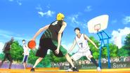 Gold's dribble anime