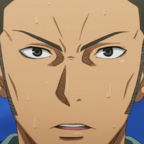 Itsuki mugshot anime
