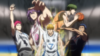 Kise copying the GoM