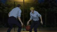 Kiyoshi vs Hyuga 1 on 1