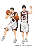 Anime Hyuuga and Izuki