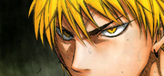 Kise as he re-enters the field