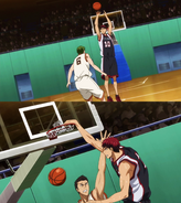 Self alley-oop anime