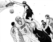 Kuroko and Kagami team play