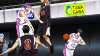 Murasakibara & Himuro team play