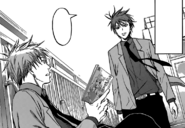 Mayuzumi meets Akashi