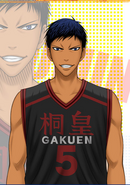 Aomine game
