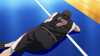 Kiyoshi reaches his limit