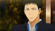 Hyuuga without glasses