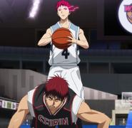 Akashi mocks Kagami