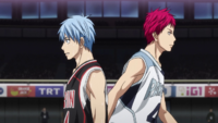 Kuroko realizes he lost his Misdirection