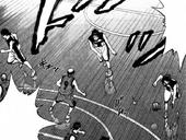 Seirin High vs Kirisaki Daiichi past