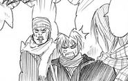 Murasakibara notices Fukui and okamura