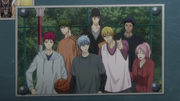 Photo in Kuroko's Locker anime