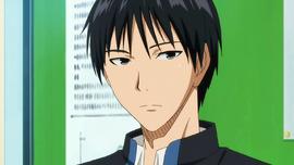 Shun Izuki anime